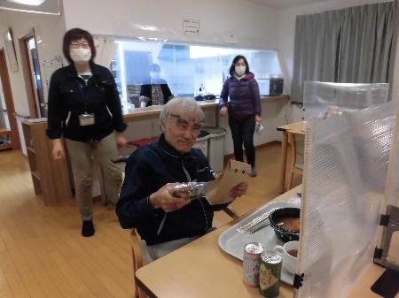 第 3 回 テイクアウト弁当会・エルフィンホーム